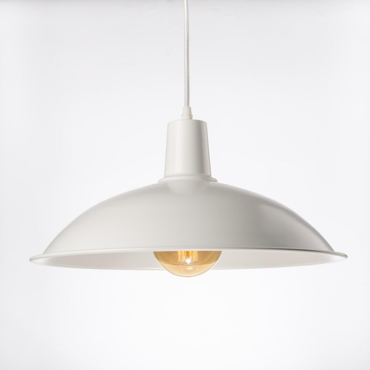 Потолочный светильник Leah белый