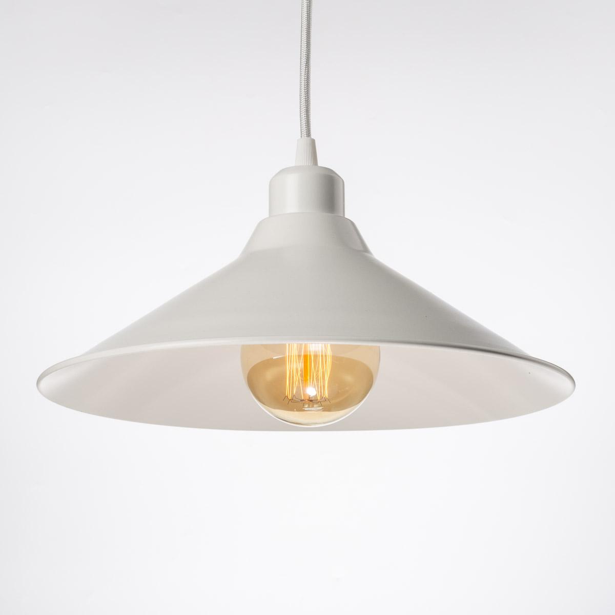 Потолочный светильник Ida белый