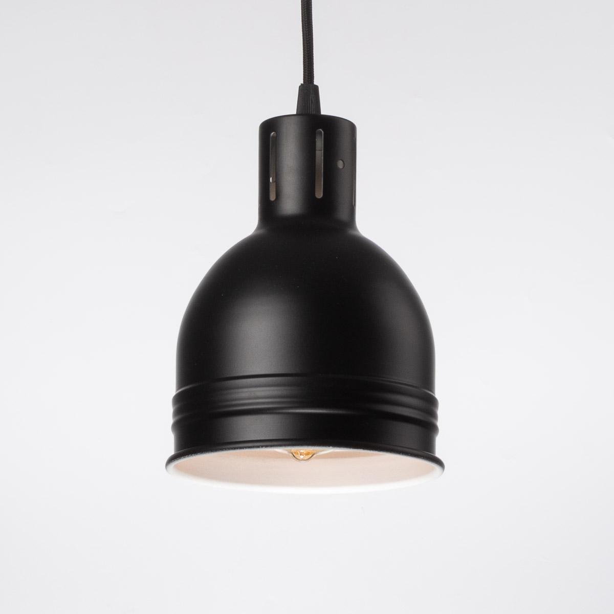 Потолочный светильник Ebba черный