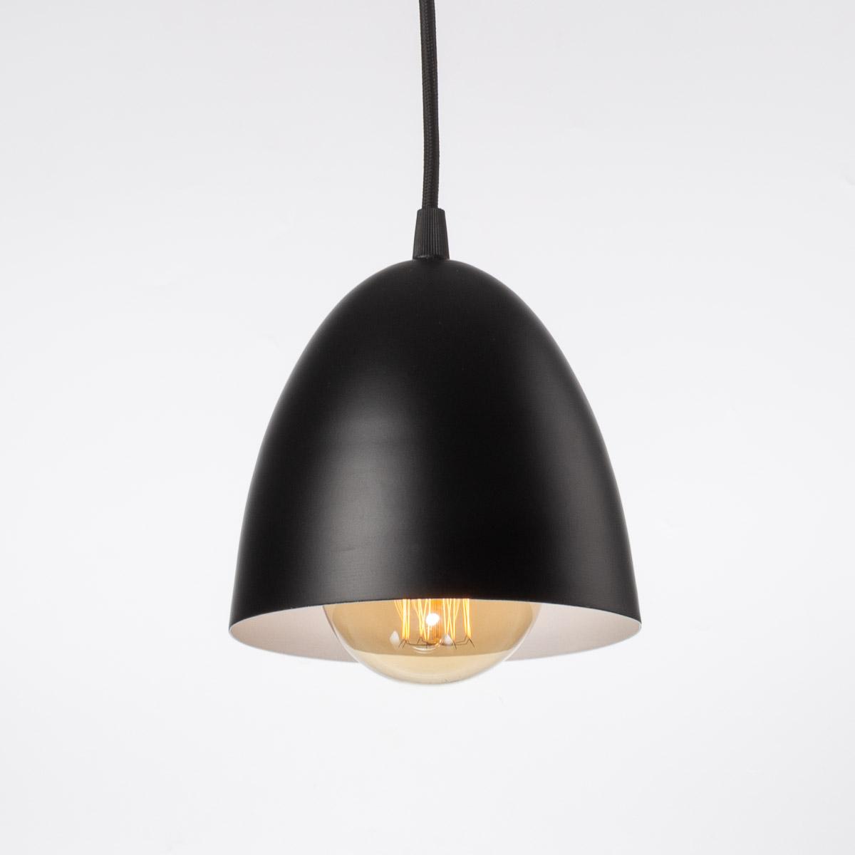 Потолочный светильник Wilma черный